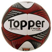 bola de futebol de campo topper trg illusion 12