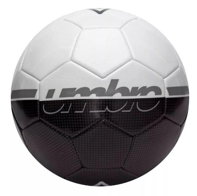 16adb7dee4 Bola De Futebol De Campo Umbro Veloce Supporter Branco preto - R  64 ...