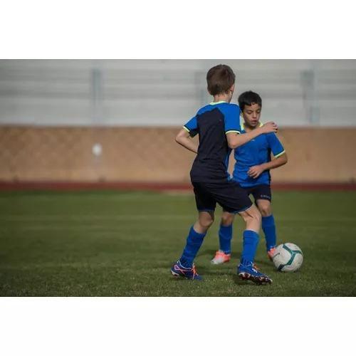 Bola De Futebol F100 Híbrida T4 - R  89 76af1b5d95d4f