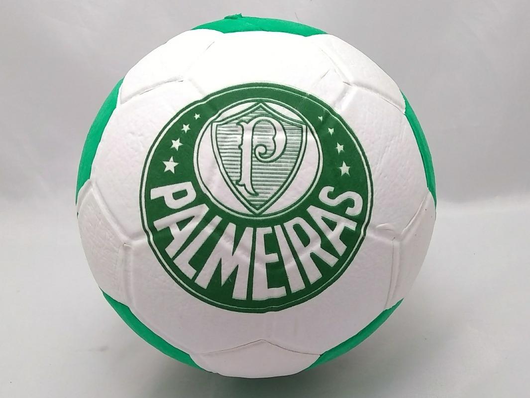 85557c8ec Bola De Futebol Infantil De Eva Do Palmeiras Vulcanizada - R  29