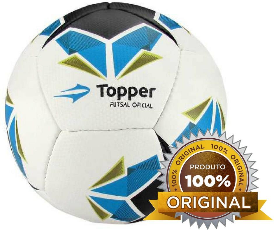 cb4b137929 bola de futebol original futsal topper seleção br c  costura. Carregando  zoom.