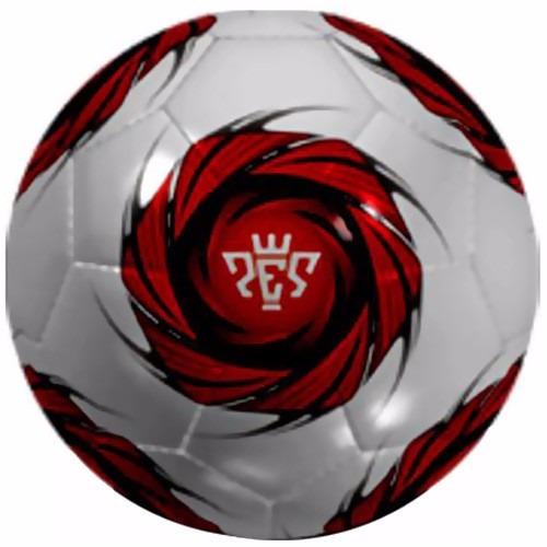 634ac8297 Bola De Futebol Promoção Jogo Pes Konami Coleção - R  14