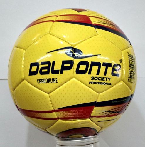 6275438b7092e Bola De Futebol Society Dalponte 81 - Original - R  99