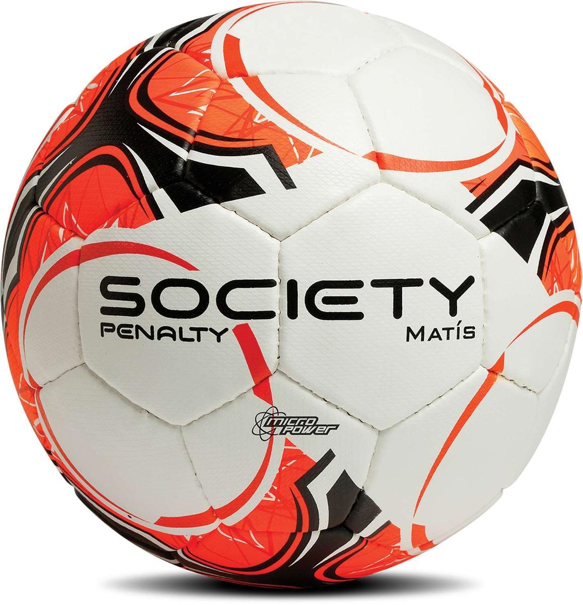 b0f2f96fb5 Bola De Futebol Society Matis C c - R  118