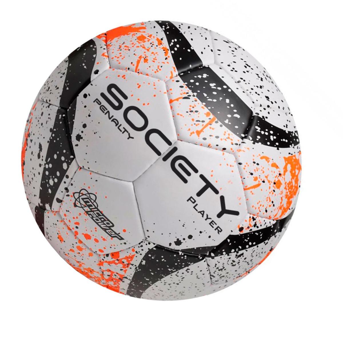9006293d1a14e bola de futebol society player ii alaranjada. Carregando zoom.