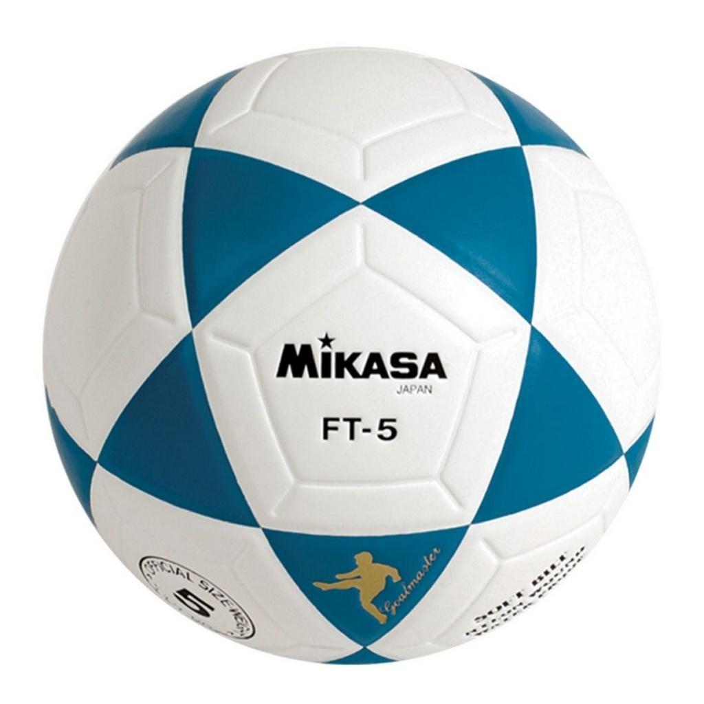 5da771a929 bola de futevôlei mikasa ft 5 - branca azul. Carregando zoom.