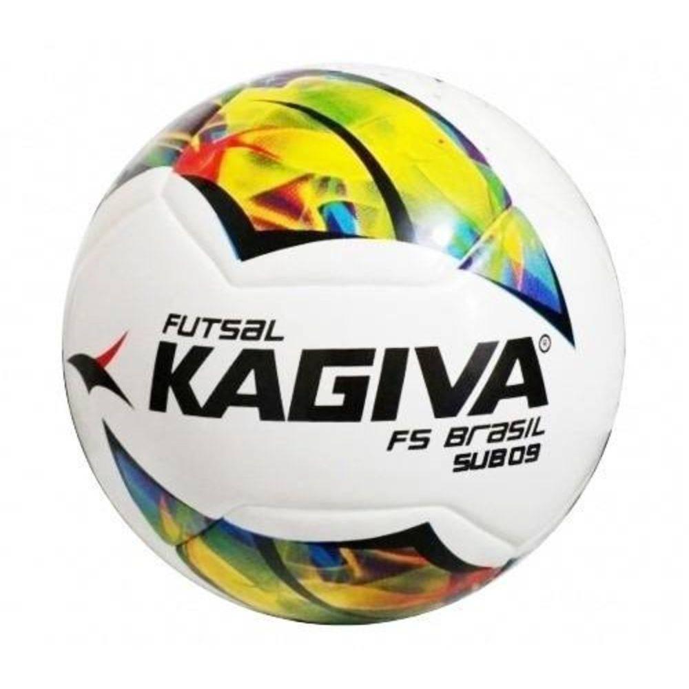 55ff7a860d bola de futsal kagiva f5 brasil sub 09 - oficial. Carregando zoom.