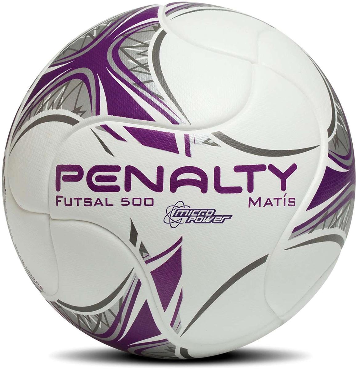 Bola De Futsal Matis 500 Termotec - R  144 fc7fd1da68536