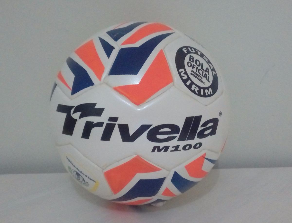 Bola De Futsal Max 100 Mirim Atacado Trivella Brasil Gold - R  65 ae8d3ecbcecd5