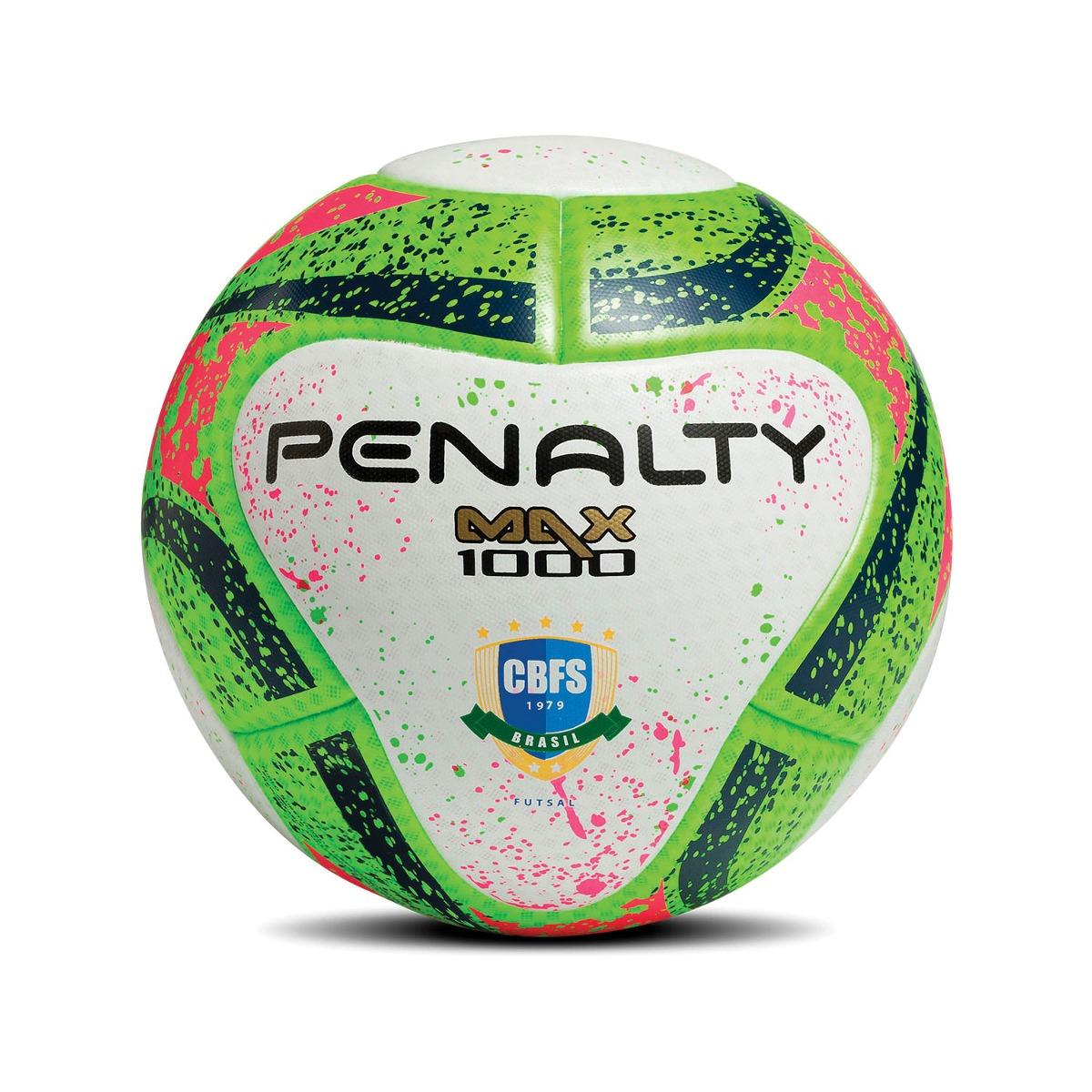 06c3866ab bola de futsal max 1000 pro fifa termotec penalty. Carregando zoom.