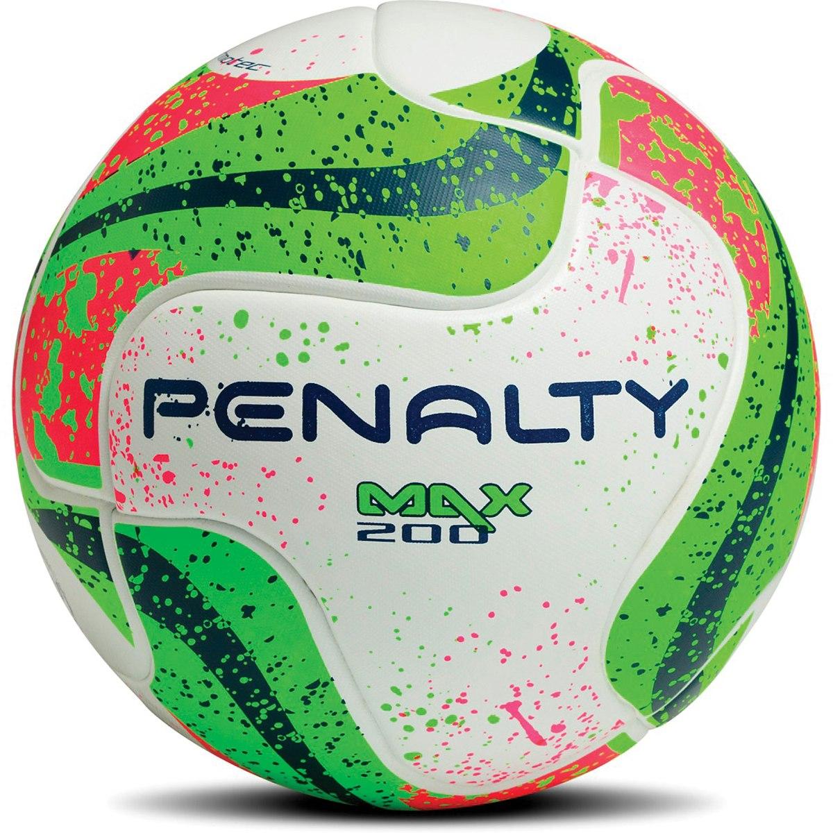 Bola De Futsal Max 200 Termotec - R  199 1c3008a276059