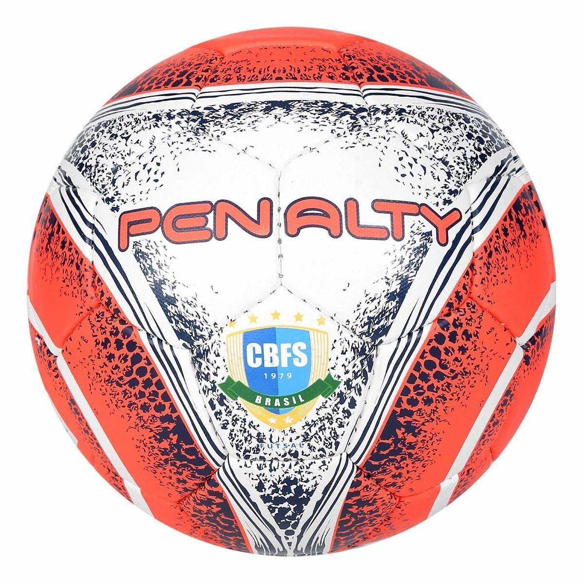 c5763cf069de4 bola de futsal max 500 c  costura 2018 cbfs penalty. Carregando zoom.