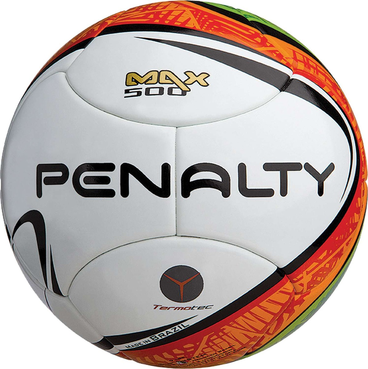 c27957318e bola de futsal max 500 termotec penalty unidade. Carregando zoom.
