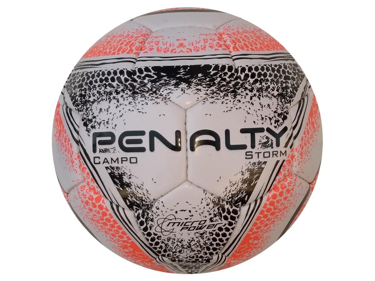 c52c7e1ff0 bola de futsal penalty 500 storm costurada tamanho oficial. Carregando zoom.