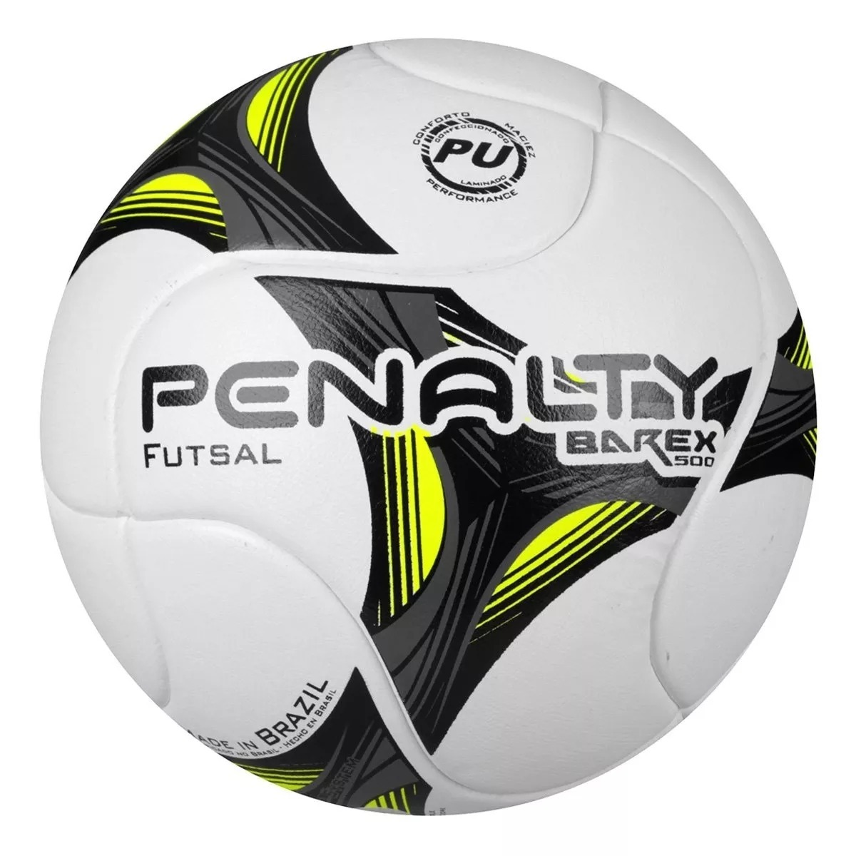 5ab9a562cb6e7 Bola De Futsal Penalty Barex 500 Termotrec - Frete Grátis - R  139 ...