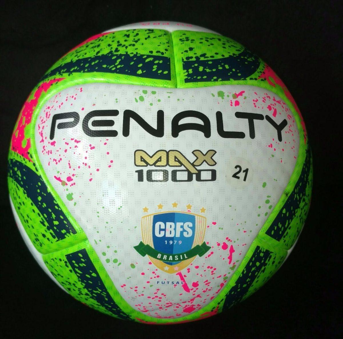e2f9d4e8d4781 bola de futsal penalty max 1000 modelo 2017. Carregando zoom.