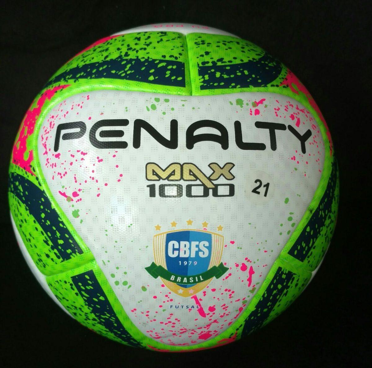 bola de futsal penalty max 1000 modelo 2017. Carregando zoom. ab55087eb0085