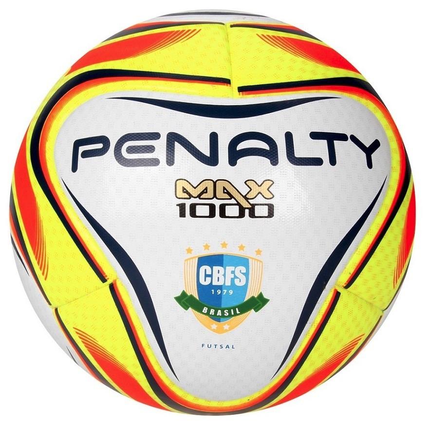 bola de futsal penalty max 1000 pro - frete grátis. Carregando zoom. 1f1bc0a5a83dd