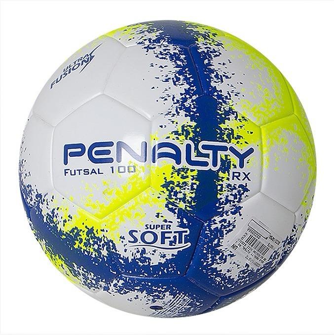 0ec0172d7e Bola De Futsal Penalty Rx 100 R3 Fusion Viii Promoção - R  82