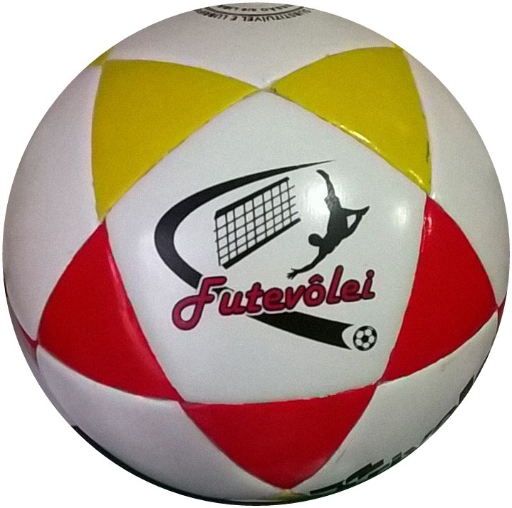 2495a4cc8d Bola De Futvôlei Futebol De Areia Trivella - Brasil Gold - R  62