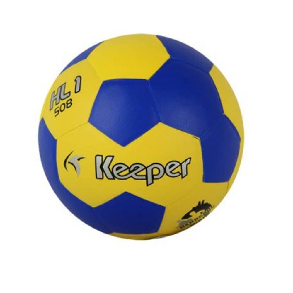 b8cd92367d bola de handball handebol h1l 508 feminina matrizada keeper. Carregando  zoom.
