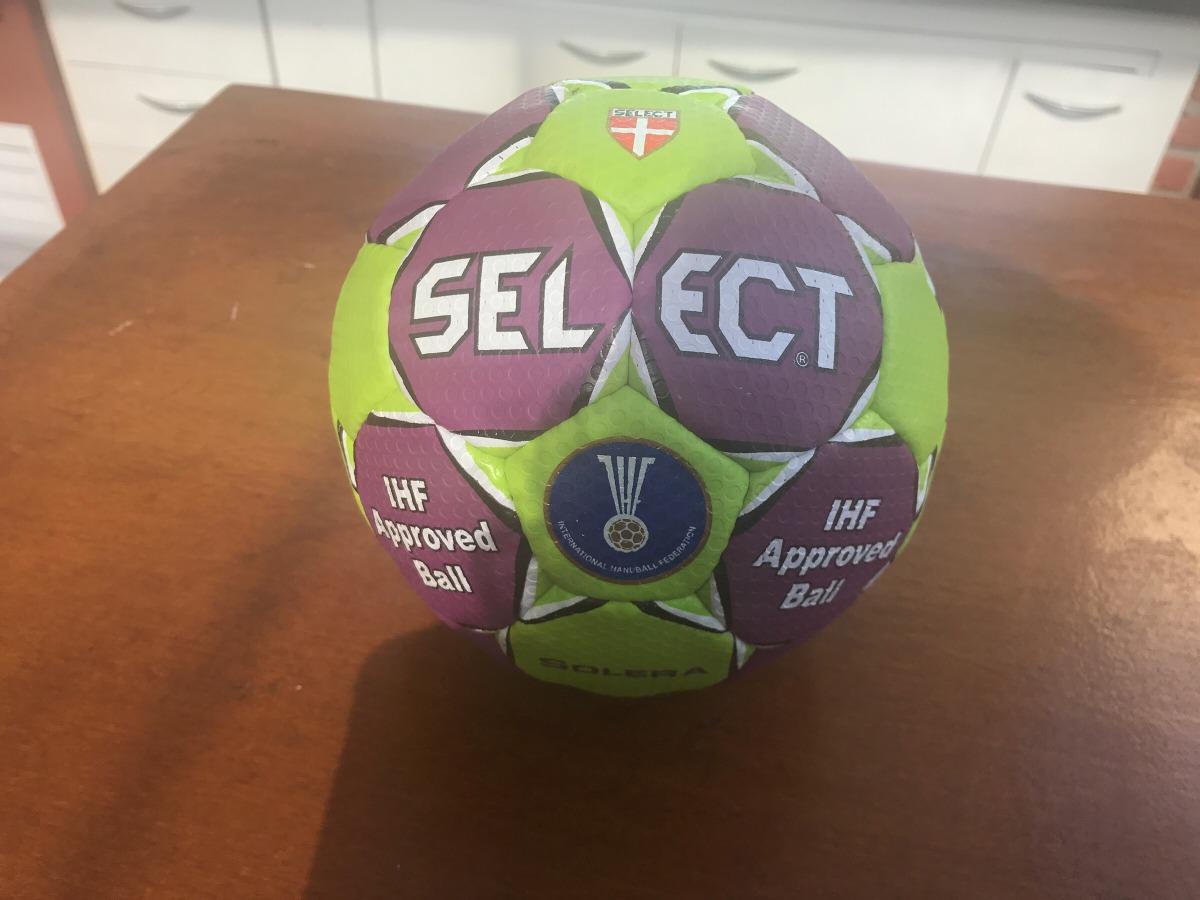 69ed07b02fd6d bola de handebol h1 modelo solera da select. Carregando zoom.