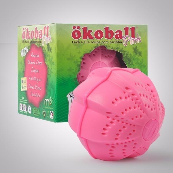 3347b9cf7 Bola De Lavar Roupas Ecologica Okoball Original - R$ 89,90 em Mercado Livre