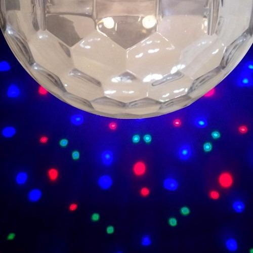 bola de leds l001 big dipper esfera luces colores auto dmx