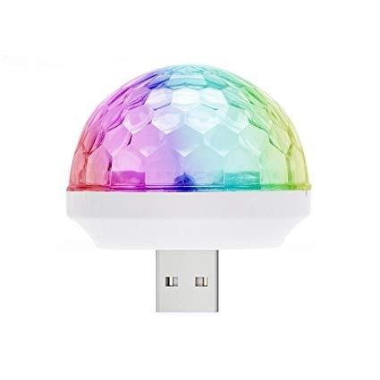bola de luz mini usb microlab todo click