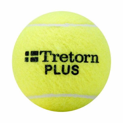 bola de tenis tretorn plus - caixa com 24 tubos