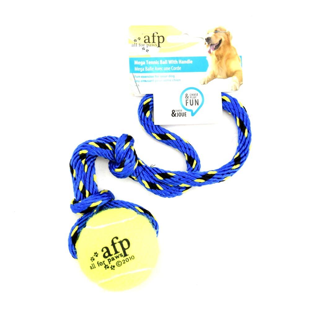 bola de tênis com corda lançadora - tamanho único. Carregando zoom. 3d90891060dfb