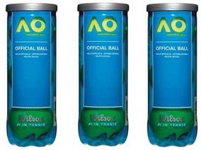 b4ea95389 Bola De Tenis Wilson Australian Open - Esportes e Fitness no Mercado Livre  Brasil