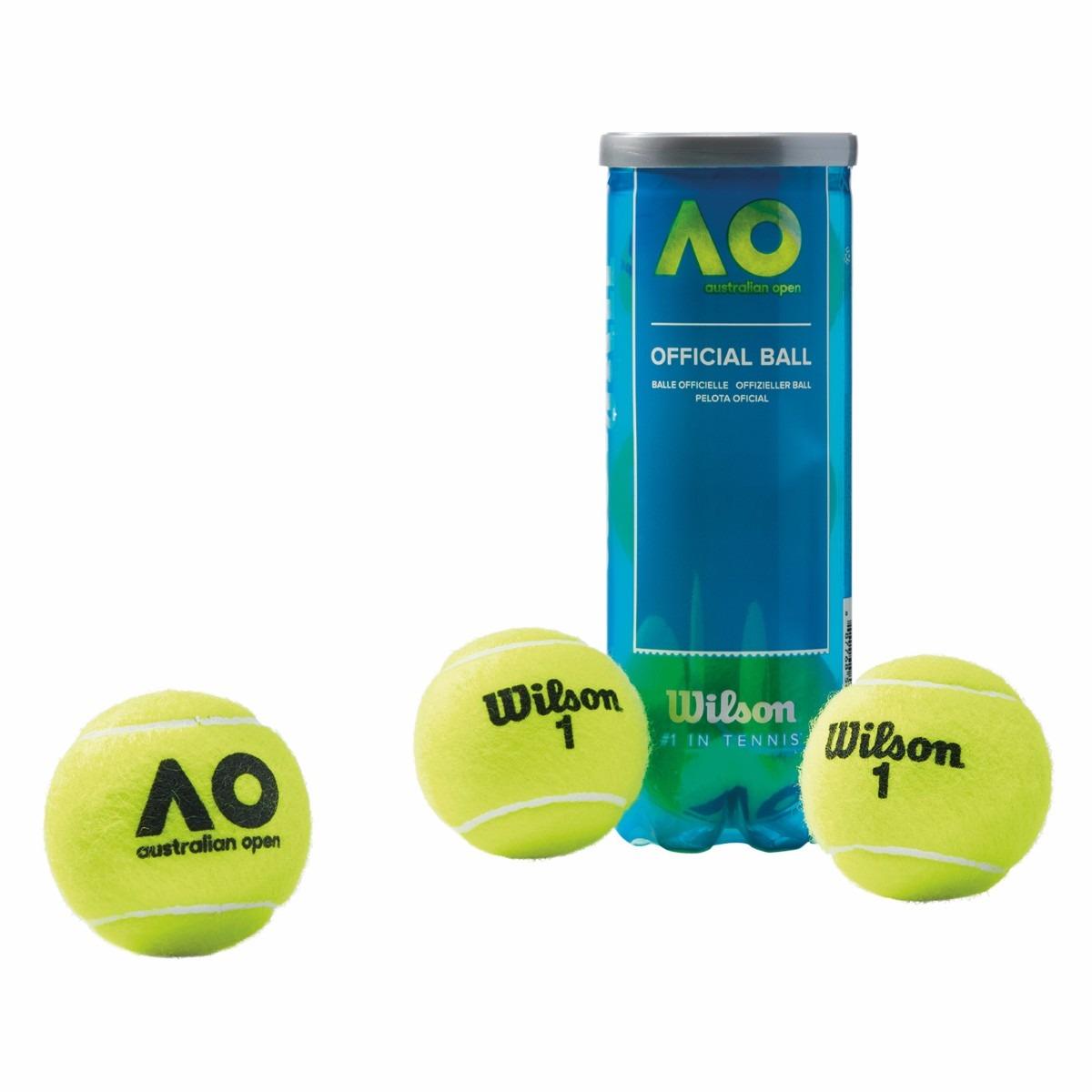 29cf5f4eb bola de tênis wilson australian open - todos os pisos. Carregando zoom.