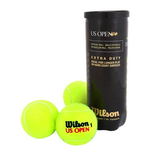 950d3d2b70 Bola De Tênis Wilson Us Open Extra Duty C  3 Bolas - R  47