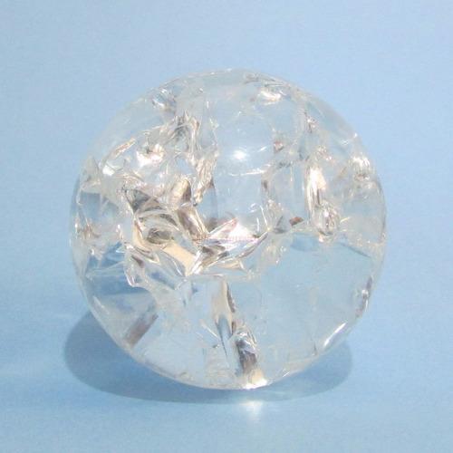 bola de vidro para fonte de água 4 cm decoração