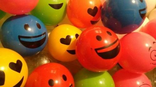 bola de vinil coloridas lembrança p/ aniversário 23cm