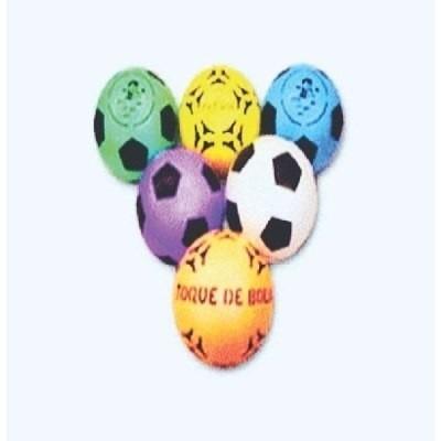 aed20d405 Bola De Vinil Dente De Leite Coloridas ( Kit Com 50 Bolas) - R$ 156 ...