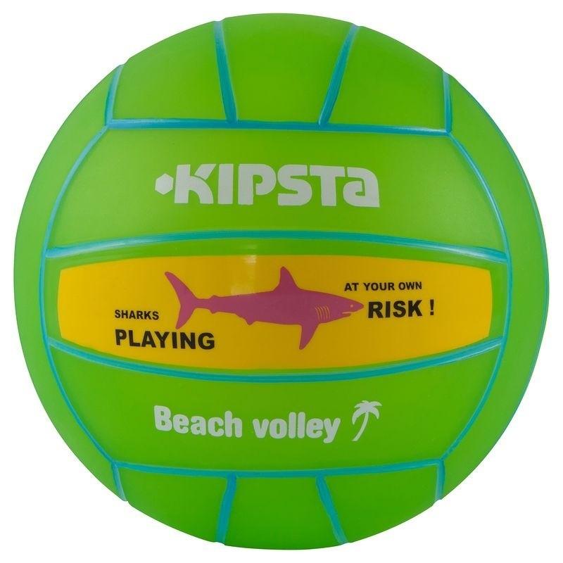 Bola De Vôlei De Praia 100 Kipsta - R  9 c6600ab6914b4