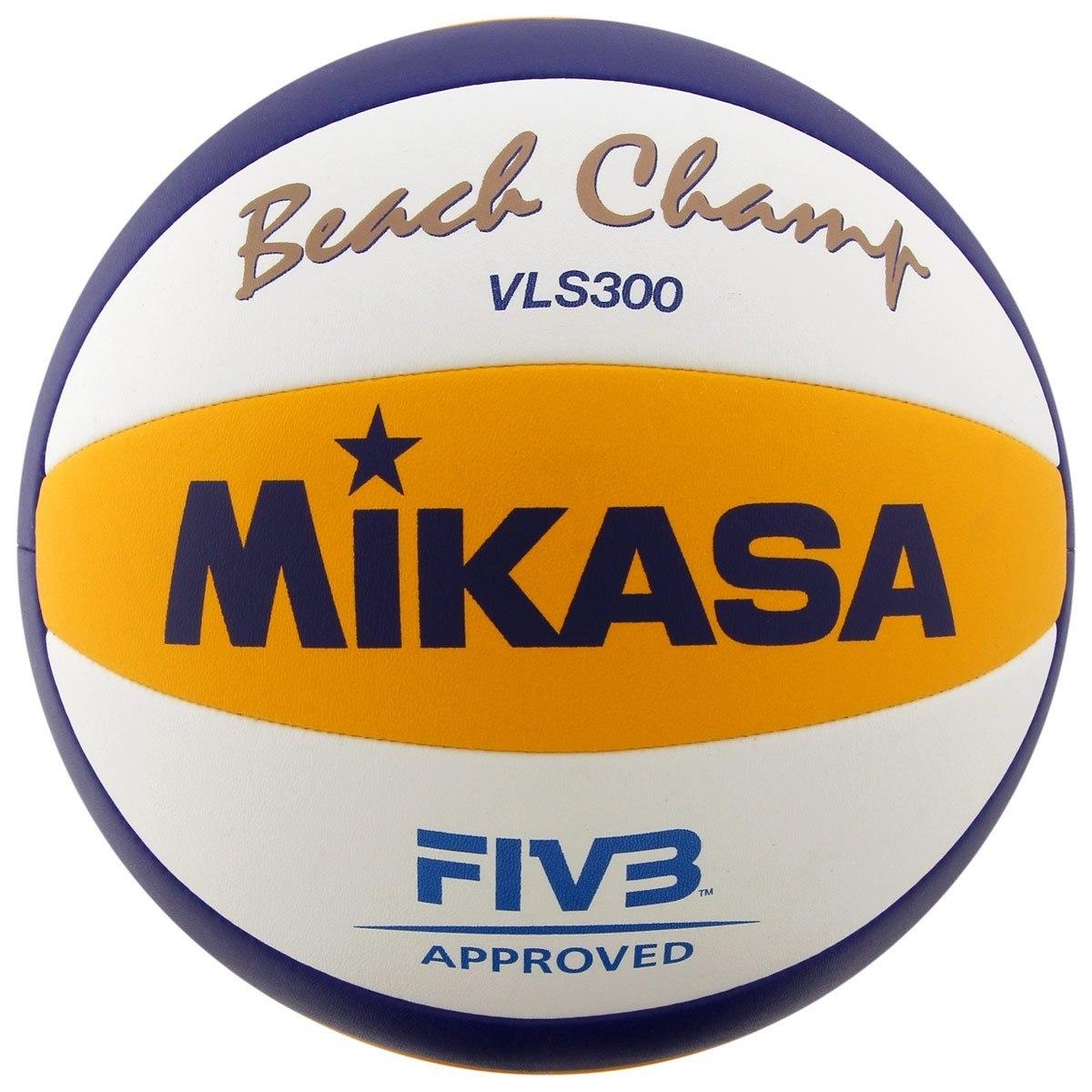 4ad3f6ac8b bola de vôlei mikasa beach champ vls 300 + produto novo. Carregando zoom.