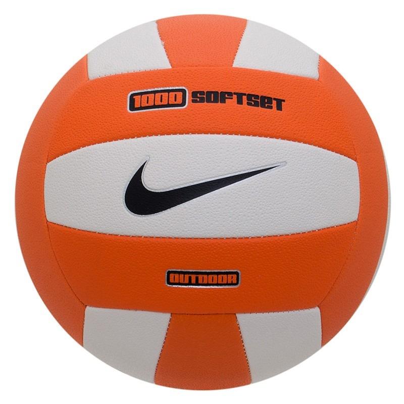 bola de vôlei nike 1100 soft outdoor laranja e branca. Carregando zoom. 7ade254c210dc