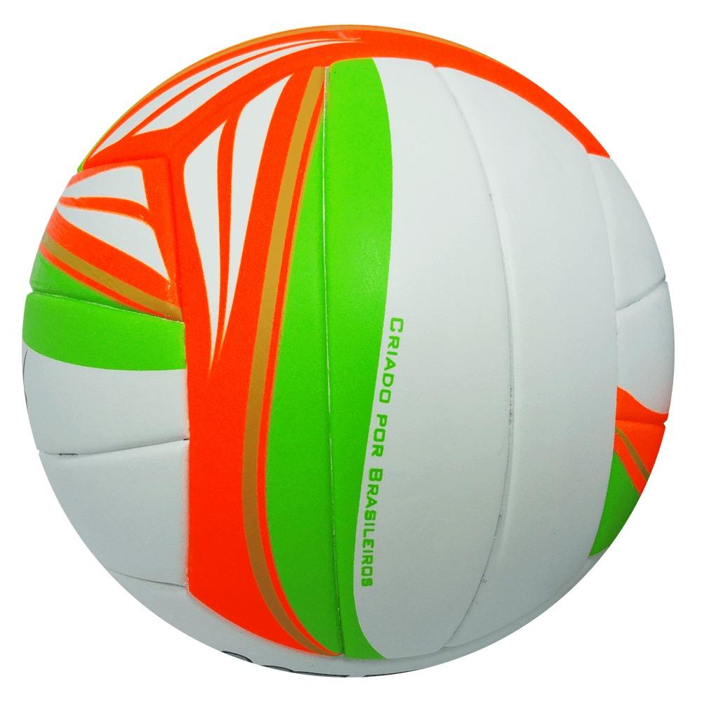 a1262fc13d bola de vôlei oficial mg 3600 penalty branca laranja e verde. Carregando  zoom.