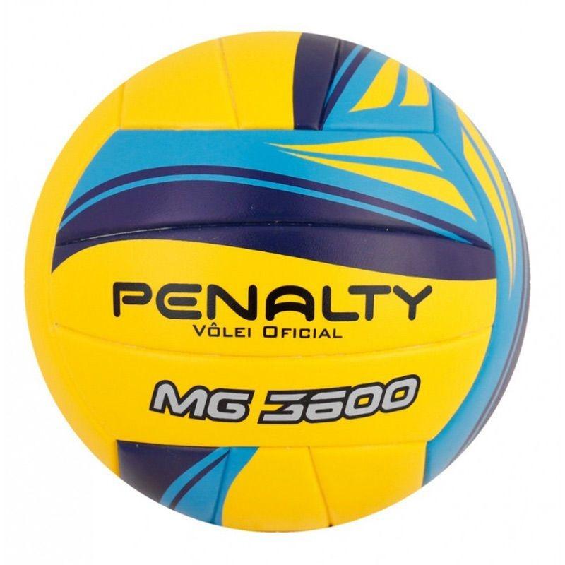 Bola De Vôlei Penalty Mg 3600 Ultra Fusion Vi Amarela - R  69 1bf7941a4aa88