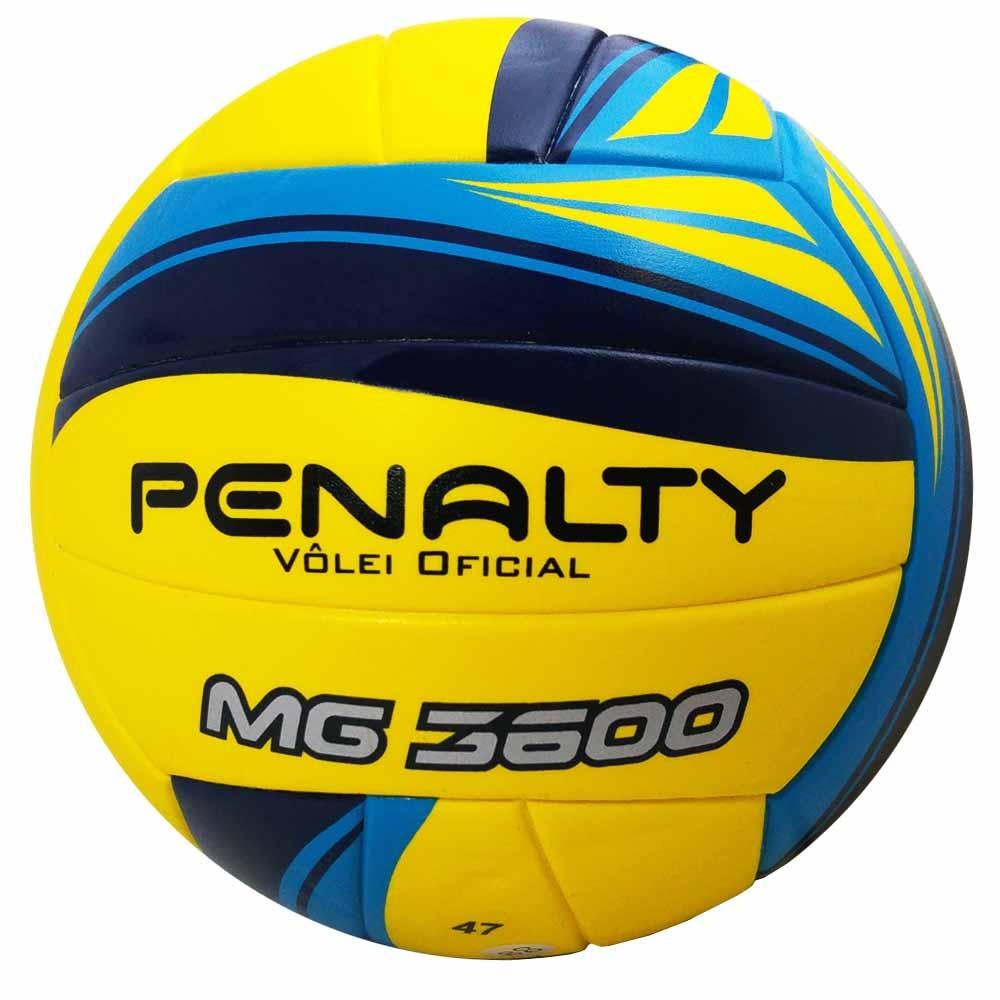 bola de vôlei penalty oficial mg 3600 ultra fusion amarela. Carregando zoom. 9578eac331b49