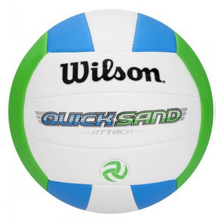 Bola De Vôlei Quicksand Wilson - R  47 fbda3f240e5ad