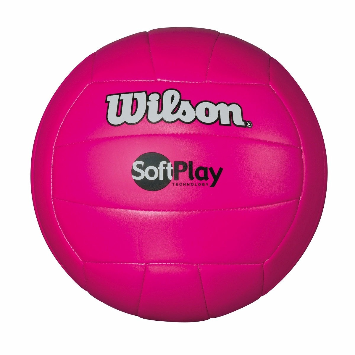Bola De Vôlei Wilson Soft Play Wth 3501 Rosa Original Part 58