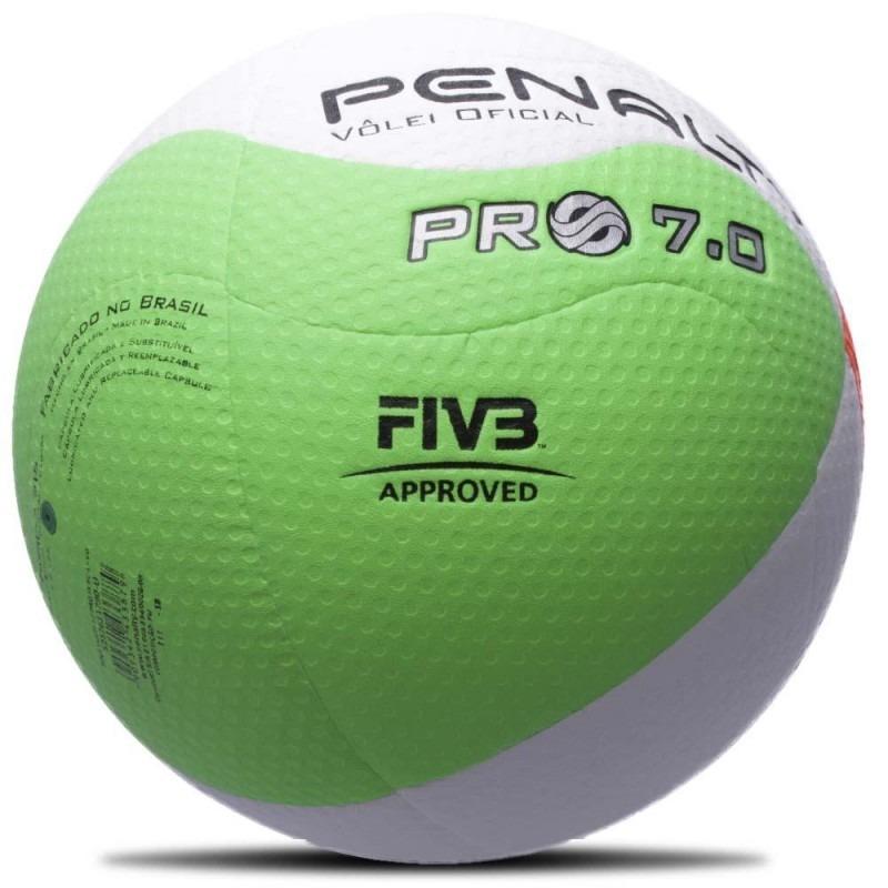 bola de volei 7.0 pro ix aprovada fivb oficial 2019 penalty. Carregando zoom . 126184888a98b
