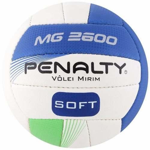 db29914160 Bola De Volei - Penalty 2600 Oficial - R  45