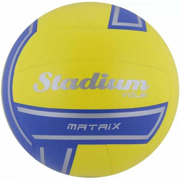 Bola De Volei Stadium Matrix 7909342031952 - R  69 868695f2a7f9a