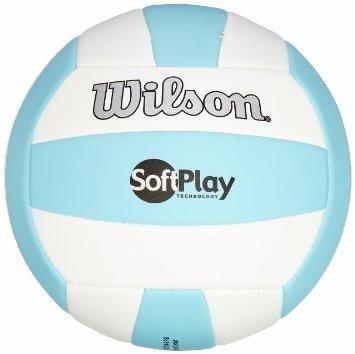 015132e85 Bola De Voleibol Wilson Soft Play Wth3501azbr - R  70