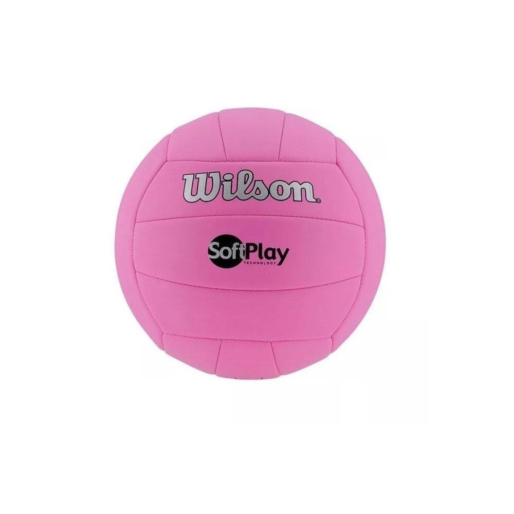 5c8b1ffc2 bola de voleibol wilson soft play wth3501xpk. Carregando zoom.